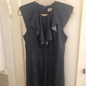 Nanette by Nanette Lepore chambray dress size 6